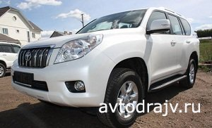 Toyota Land Cruiser Prado, 2012 г.в. Уфа