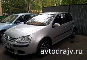 Volkswagen Golf, 2005 г.в. Москва