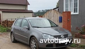 Volkswagen Golf, 2008 г.в. Екатеринбург