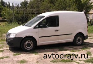Volkswagen Caddy, 2006 г.в. Новочеркасск