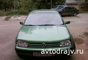 Volkswagen Golf, 2002 г.в. Киров