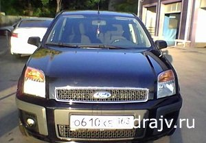 Ford Fusion, 2008 г.в. Самара