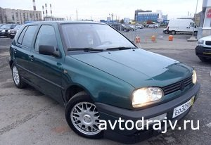 Volkswagen Golf, 1997 г.в. Санкт-Петербург