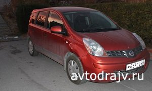 Nissan Note, 2008 �.�. ���������