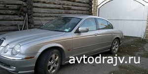 Jaguar S-type, 1999 г.в. Магнитогорск