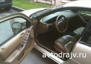 Chrysler Cirrus, 1998 �.�. �����-���������