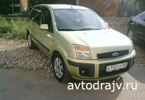 Ford Fusion, 2007 г.в. Самара