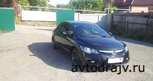 Honda Civic, 2010 г.в. Ростов-на-Дону
