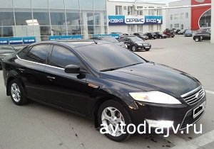 Ford Mondeo, 2008 г.в. Самара