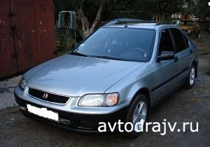 Honda Civic, 1998 г.в. Санкт-Петербург