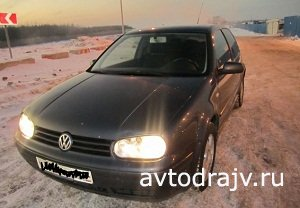 Volkswagen Golf, 2000 г.в. Санкт-Петербург