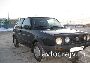 Volkswagen Golf, 1991 г.в. Санкт-Петербург