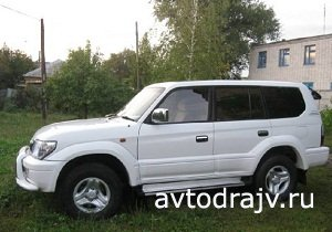 Toyota Land Cruiser, 2001 г.в. Балашов