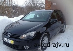 Volkswagen Golf TURBO, 2011 г.в. Казань
