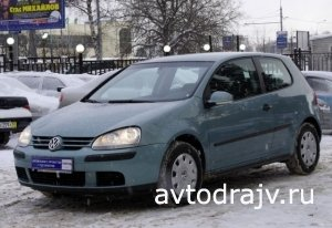 Volkswagen Golf, 2008 г.в., г.Москва
