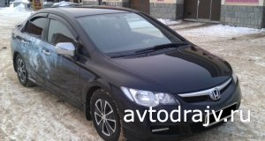 Honda Civic, 2007 г.в., г.Москва