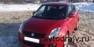 Suzuki Swift, 2007 г.в., г.Москва