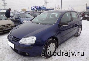 Volkswagen Golf, 2008 г.в., г.Санкт-Петербург