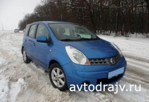 Nissan Note, 2008 г., г.Белгород