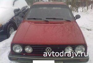 Volkswagen Golf, 1987 г. Старая Купавна