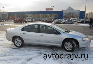Dodge Intrepid, 2000 г., г.Санкт-Петербург