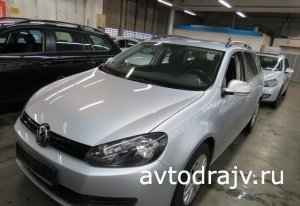 Volkswagen Golf, 2010 г., г.Самара
