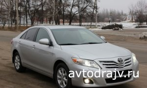Toyota Camry, 2010 г. Борисоглебск