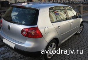 Volkswagen Golf, 2008 �., �.�����-���������