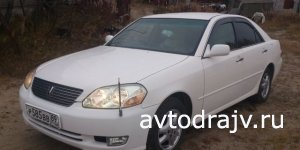 Toyota Mark II, 2000 г., г.Надым