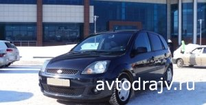 Ford Fiesta, 2007 г., г.Уфа