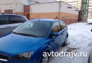 Ford Focus, 2007 г., г.Москва