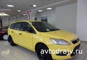 Ford Focus, 2009 г., г.Москва