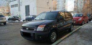 Ford Fusion, 2009 г., г.Москва