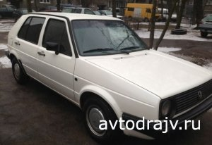 Volkswagen Golf, 1988 �., �.�����������