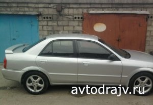Mazda Protege, 2001 г., г.Волгоград