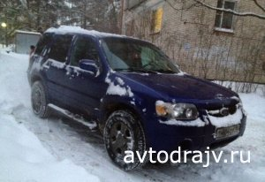 Ford Escape, 2005 г., г.Санкт-Петербург