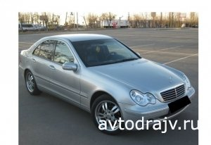 Mercedes C-класс, 2005 г., г.Волгоград