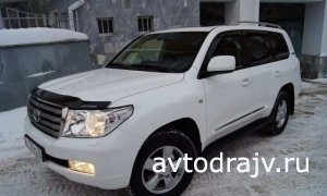 Toyota Land Cruiser, 2011 г., г.Ижевск