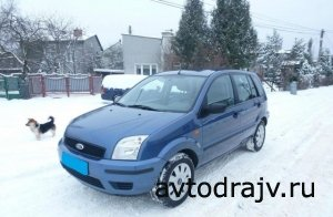 Ford Fusion, 2005 г., г.Самара