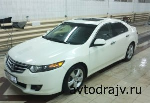 Honda Accord, 2008 г., г.Казань