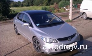 Honda Civic 2008 г.в Новокубанск