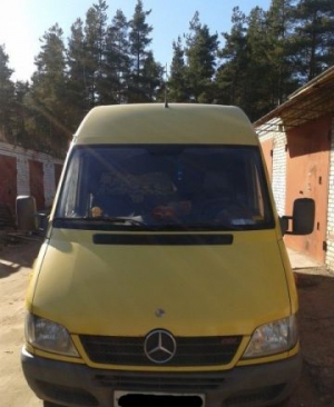 Mercedes-Benz Sprinter 2004 г.в Санкт-Петербург