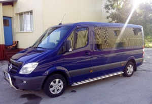 Mercedes-Benz Sprinter 2007 г.в Кандалакша