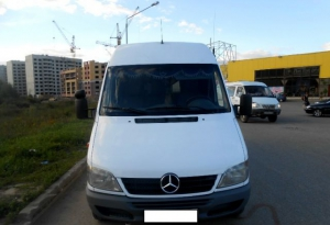 Mercedes-Benz Sprinter 2002 г.в Псков