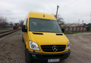 Mercedes-Benz Sprinter 2010 г.в Ростов-на-Дону