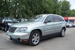 Chrysler Pacifica 2004 г.в Москва
