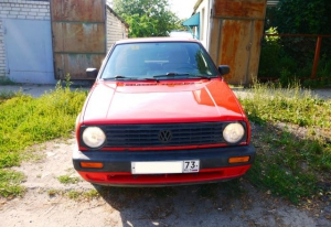 Volkswagen Golf 1988 г.в Ульяновск