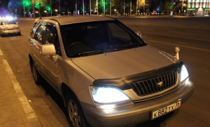Toyota Harrier 2000 г.в Воронеж