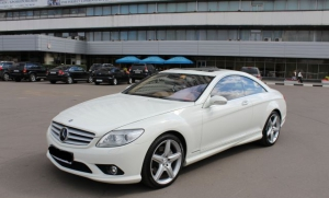 Mercedes-Benz CL-класс 2007 г.в Москва