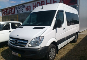 Mercedes-Benz Sprinter 2008 г.в Кропоткин